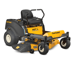 2014 Cub Cadet RZT L54 FAB KW in Hillman, Michigan