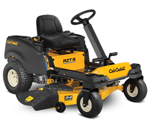 2014 Cub Cadet RZT S54 FAB KW in Hillman, Michigan