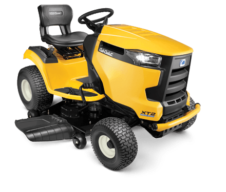 2015 cub cadet xt2 lx46 in  with fabricated deck in lake mills, iowa