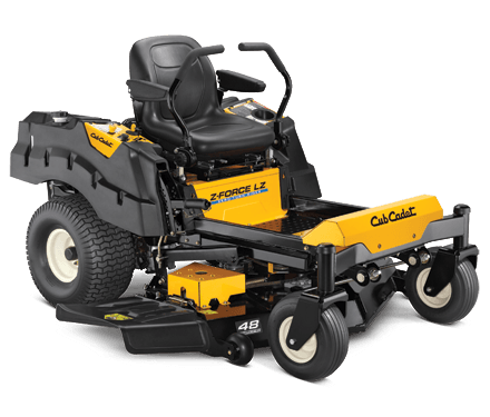 New 2015 Cub Cadet Z Force 174 Lz 48 Kw Lawn Mowers In Lake