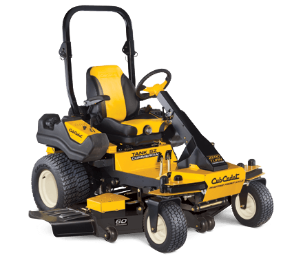 2015 Cub Cadet TANK™ SZ 60 EFI Four-Wheel Steer Commercial Zero-Turn Rider in Hillman, Michigan