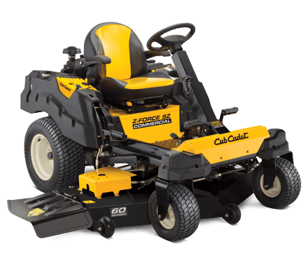 2015 Cub Cadet Z-Force® SZ 54 KH Commercial in Hillman, Michigan