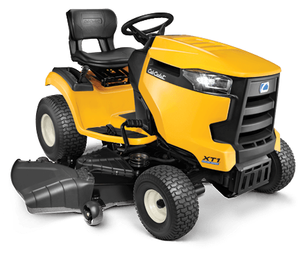 2015 Cub Cadet XT1 LT54 FAB in Hillman, Michigan