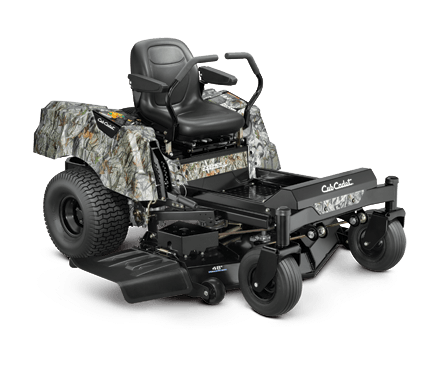 2015 Cub Cadet Z-Force® L 48 KH Camo in Berlin, Wisconsin
