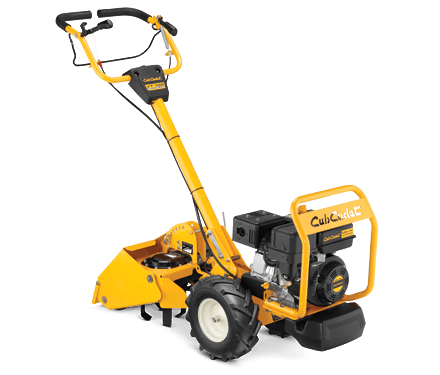 2015 Cub Cadet VT 100  Vertical  Rear-Tine Garden Tiller in Berlin, Wisconsin