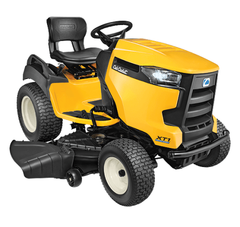 2016 Cub Cadet XT1 GT50 in. in Lake Mills, Iowa