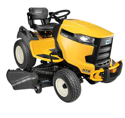2016 Cub Cadet XT2 GX54 in. - Fabricated Deck in Lake Mills, Iowa