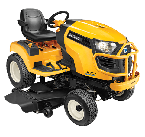 2016 Cub Cadet XT3 GSX in Lake Mills, Iowa
