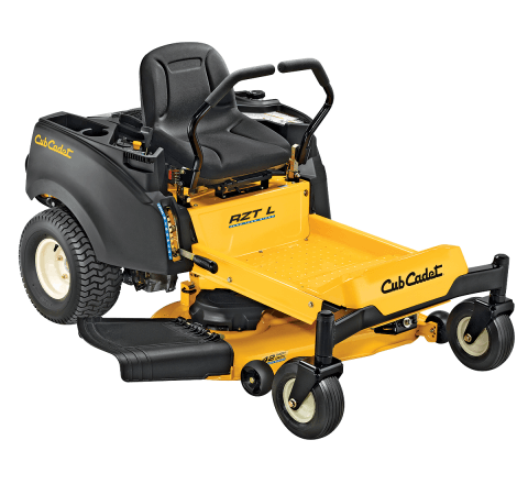 2016 Cub Cadet RZT L 42 in Lake Mills, Iowa
