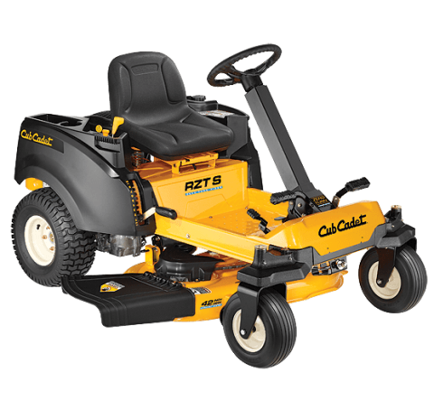 2016 Cub Cadet RZT S 42 in Lake Mills, Iowa