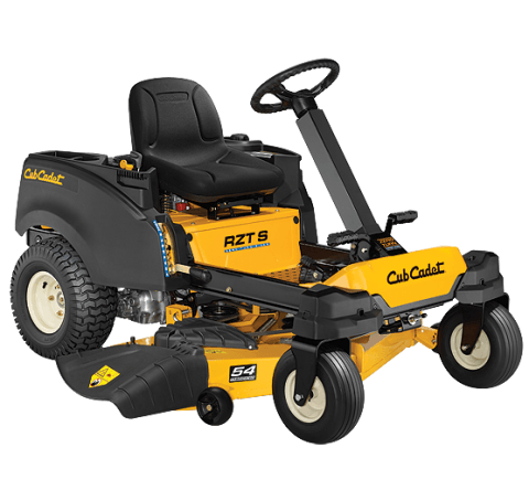 2016 Cub Cadet RZT S 54 KW in Lake Mills, Iowa