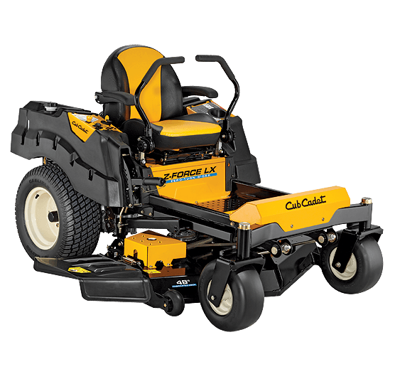 2016 Cub Cadet Z-Force LX 48 KW in Livingston, Texas