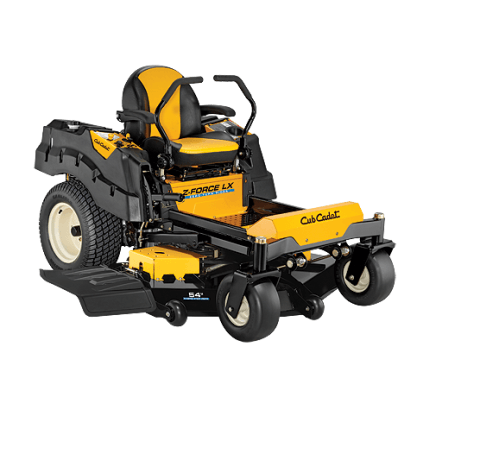 2016 Cub Cadet Z-Force LX 54 KW in Lake Mills, Iowa