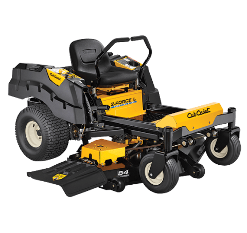 2016 Cub Cadet Z-Force L 54 KH in Lake Mills, Iowa