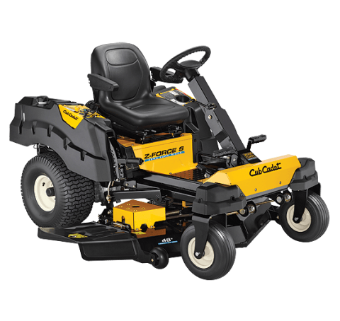 2016 Cub Cadet Z-Force SX 48 KW in Lake Mills, Iowa