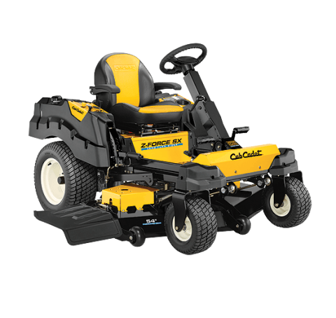 2016 Cub Cadet Z-Force SX 54 KW in Lake Mills, Iowa