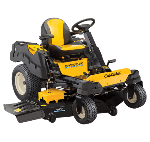 2016 Cub Cadet Z-Force SX 60 KW in Lake Mills, Iowa