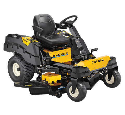 2016 Cub Cadet Z-FORCE S 48 in Lake Mills, Iowa