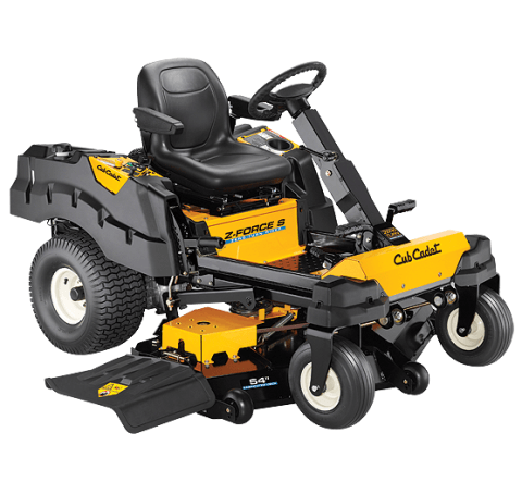 2016 Cub Cadet Z-Force S 54 in Lake Mills, Iowa