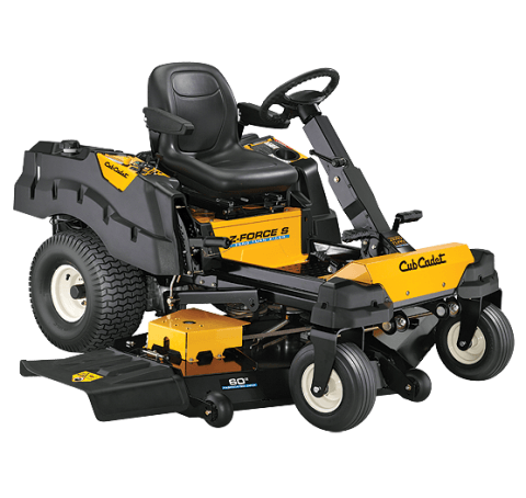 2016 Cub Cadet Z-Force S 60 in Lake Mills, Iowa
