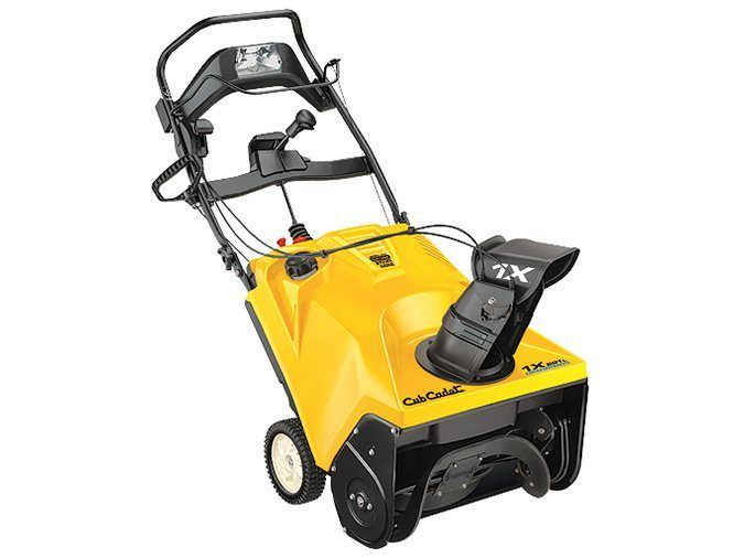 2016 Cub Cadet 1X 221 LHP in Mandan, North Dakota