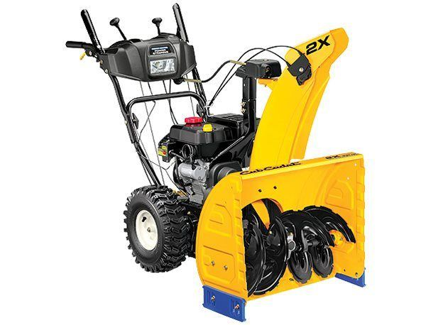 2016 Cub Cadet 2X 24 in. HP in Mandan, North Dakota