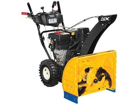 2016 Cub Cadet 3X 24 in. in Lake Mills, Iowa