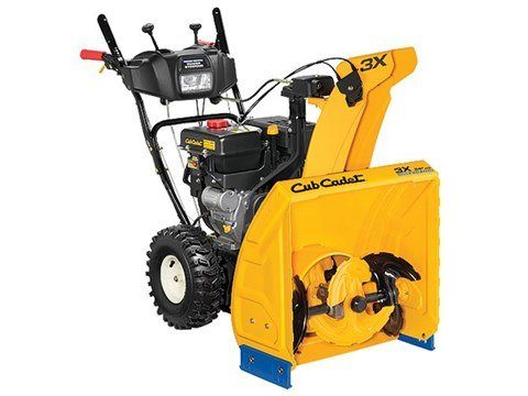 2016 Cub Cadet 3X 24 in. HD in Lake Mills, Iowa