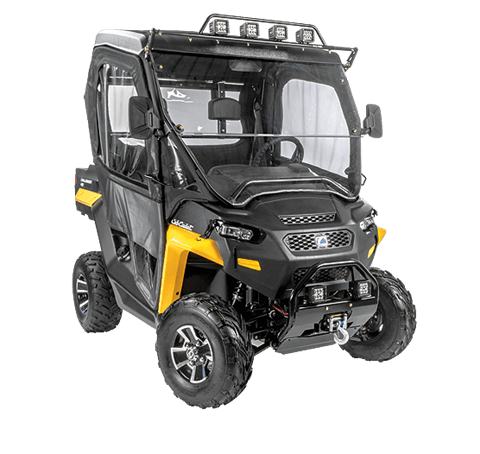 2016 Cub Cadet Challenger 400LX in Lake Mills, Iowa - Photo 2