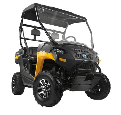 2016 Cub Cadet Challenger 400LX in Lake Mills, Iowa