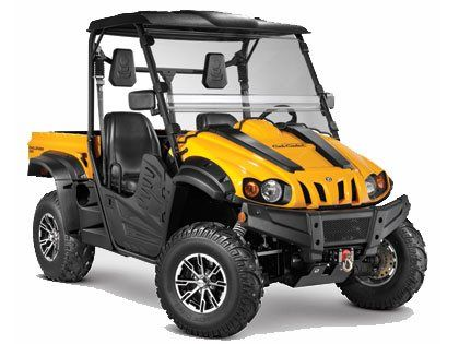 2016 Cub Cadet Challenger 500 in Lake Mills, Iowa