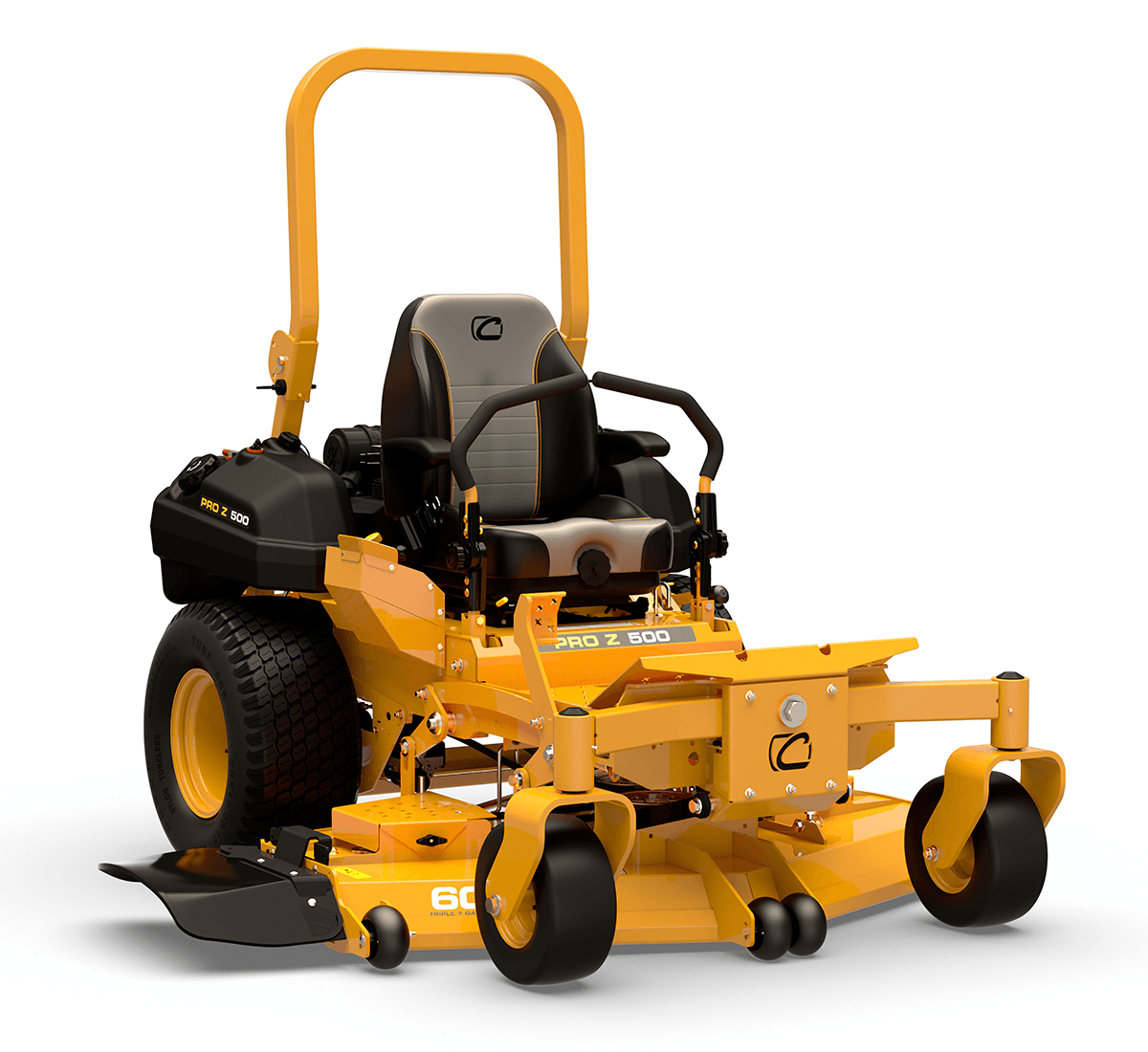 2017 Cub Cadet Pro Z 560L KW in Sturgeon Bay, Wisconsin