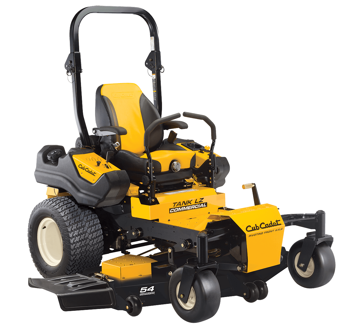 2017 Cub Cadet Tank LZ 54 KW in Sturgeon Bay, Wisconsin