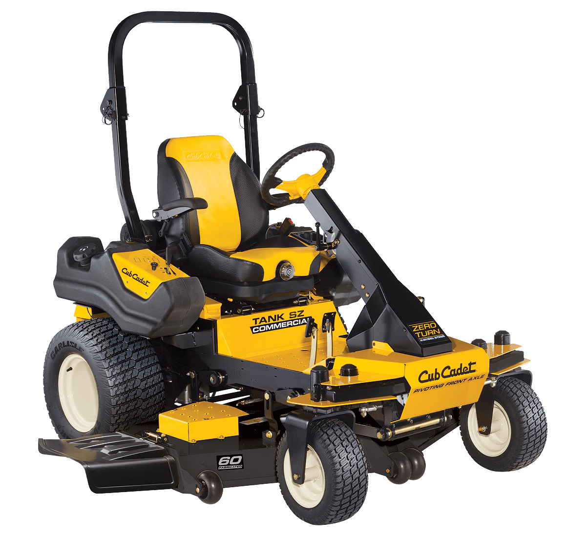2017 Cub Cadet Tank SZ 60 KW in Sturgeon Bay, Wisconsin