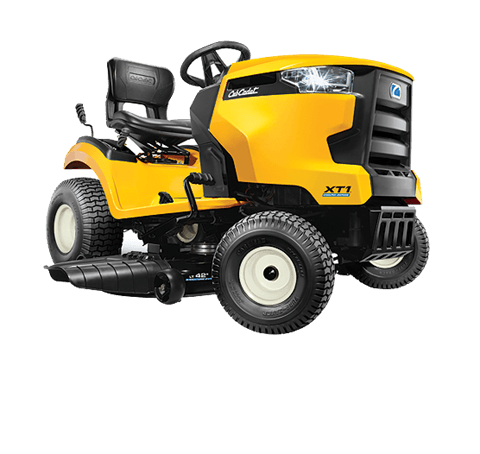 2017 Cub Cadet XT1 LT 42 in. C in Sturgeon Bay, Wisconsin