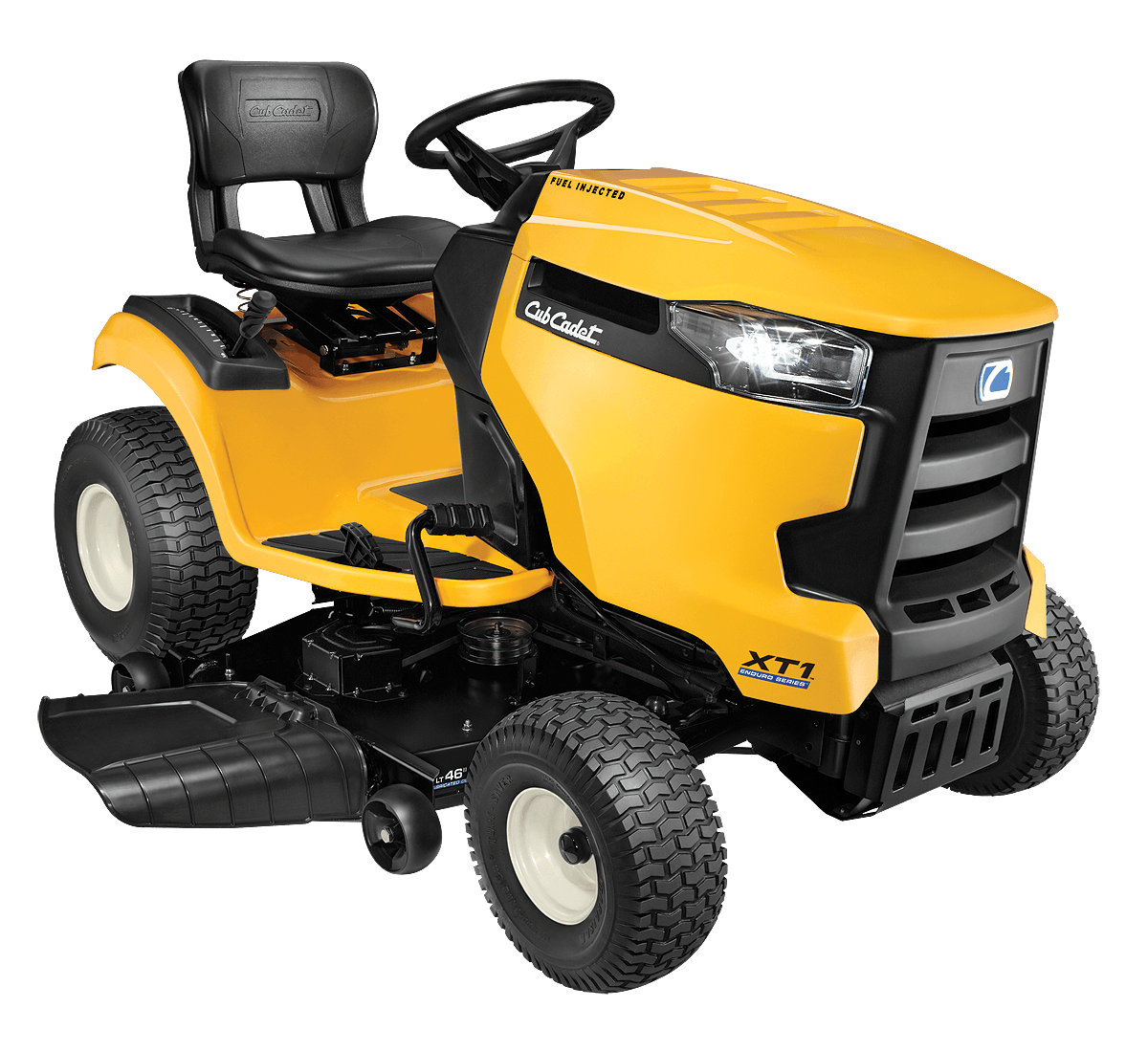 2017 Cub Cadet XT1 LT 46 in. EFI FAB in Inver Grove Heights, Minnesota