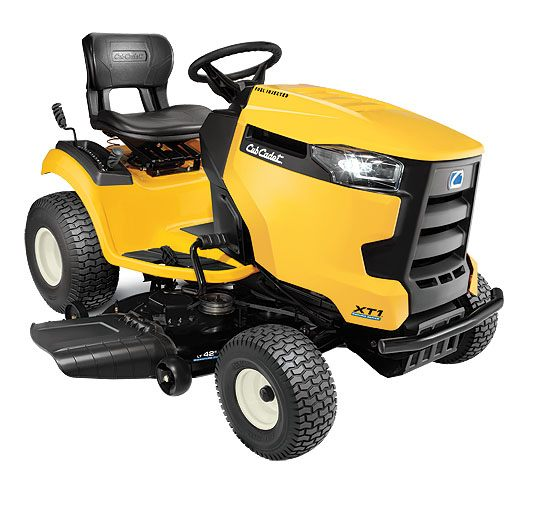 2017 Cub Cadet XT1 LT 46 in. EFI FAB in AULANDER, North Carolina
