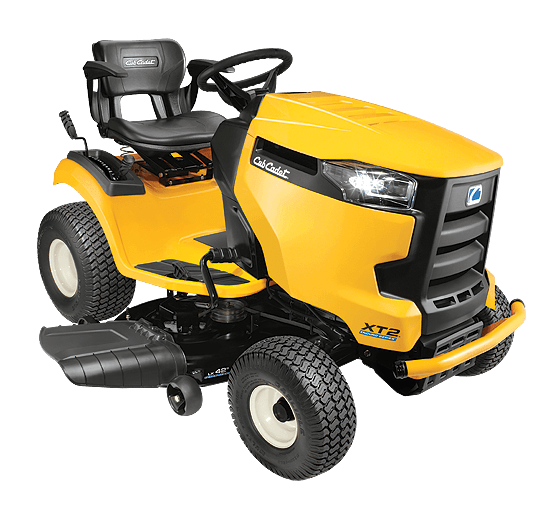 2017 Cub Cadet XT2 LX42 in. EFI in Sturgeon Bay, Wisconsin