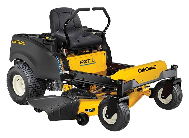 2017 Cub Cadet RZT L 50 in Sturgeon Bay, Wisconsin