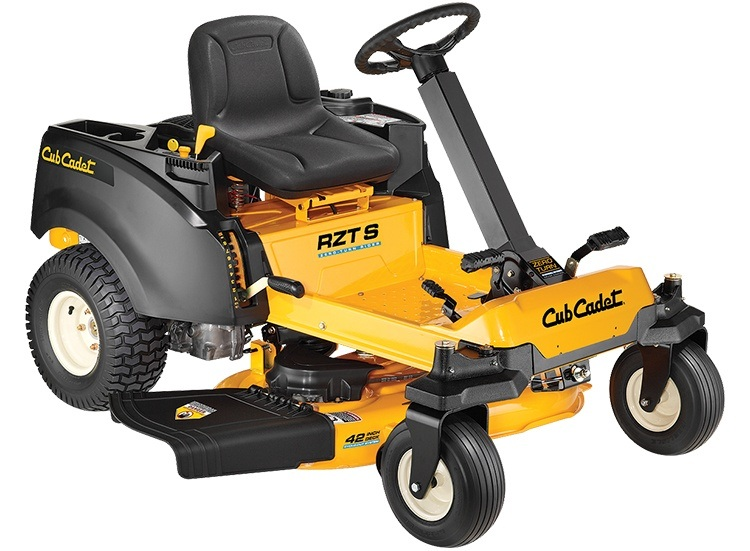 2017 Cub Cadet RZT S 42 in Sturgeon Bay, Wisconsin