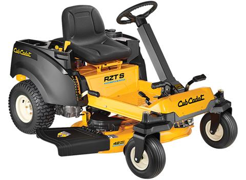 2017 Cub Cadet RZT S 42 in Hillman, Michigan