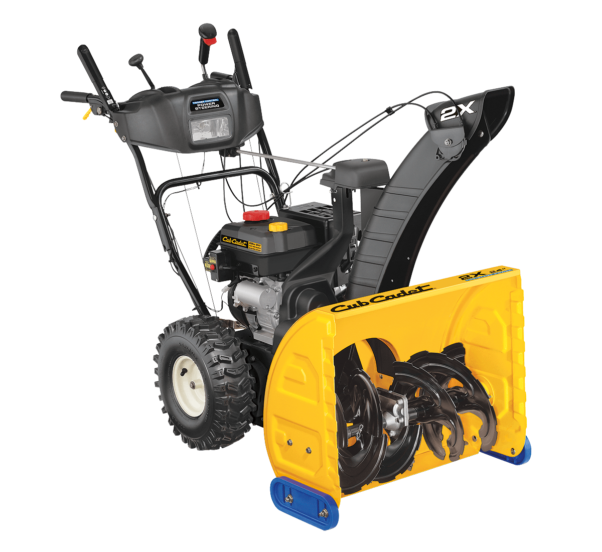 2017 Cub Cadet 2X 24 in. in Sturgeon Bay, Wisconsin