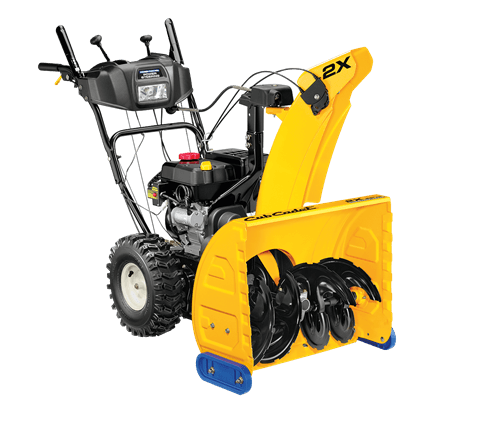 2017 Cub Cadet 2X 24 in. HP in Sturgeon Bay, Wisconsin