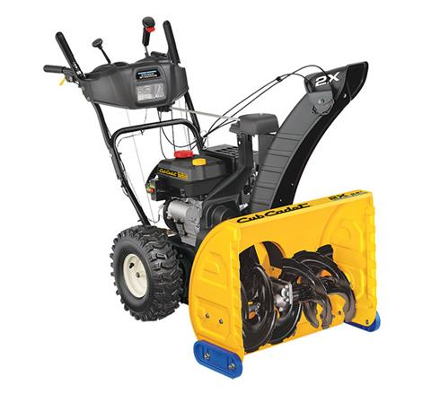 2017 Cub Cadet 2X 26 in. HP in Sturgeon Bay, Wisconsin