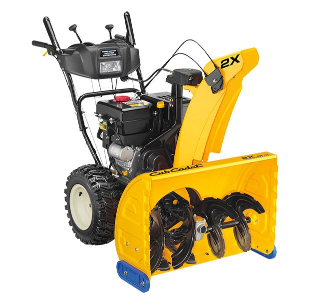 2017 Cub Cadet 2X 28 in. HP in Sturgeon Bay, Wisconsin