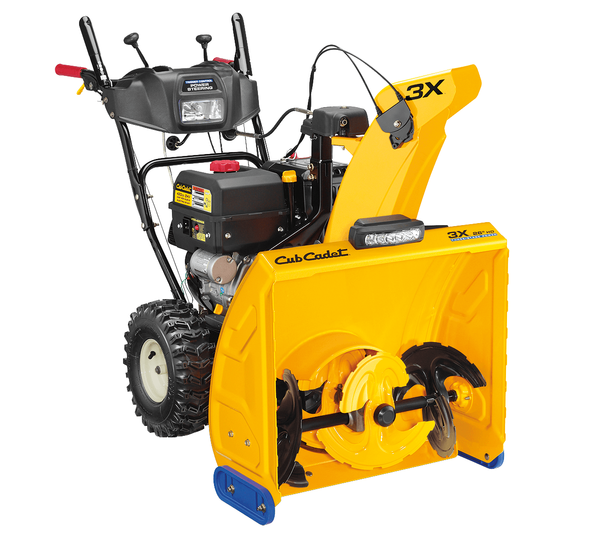 2017 Cub Cadet 3X 26 in. HD in Sturgeon Bay, Wisconsin