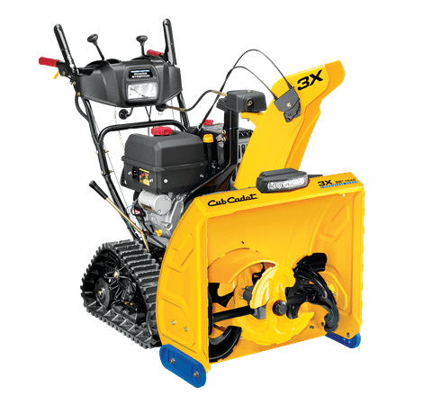 2017 Cub Cadet 3X 26 in. Trac in Sturgeon Bay, Wisconsin