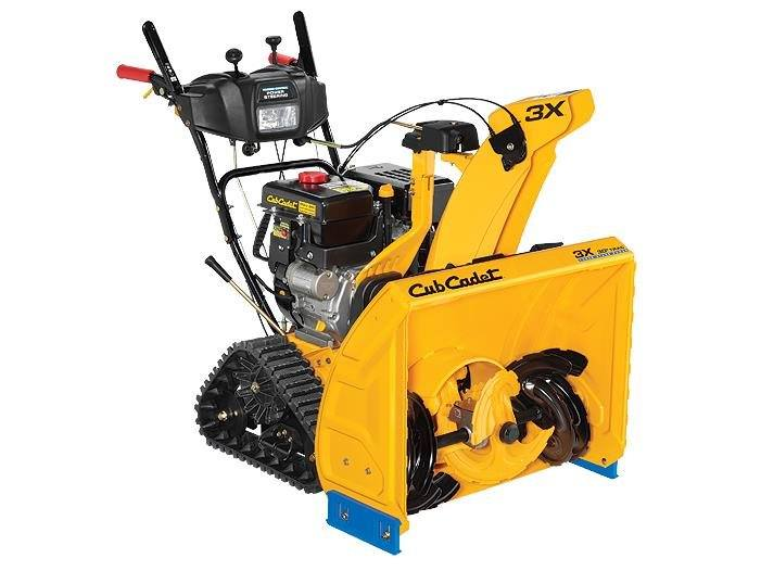 2017 Cub Cadet 3X 28 in. HD in Sturgeon Bay, Wisconsin