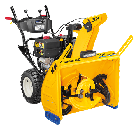 2017 Cub Cadet 3X 30 in. Pro in Sturgeon Bay, Wisconsin