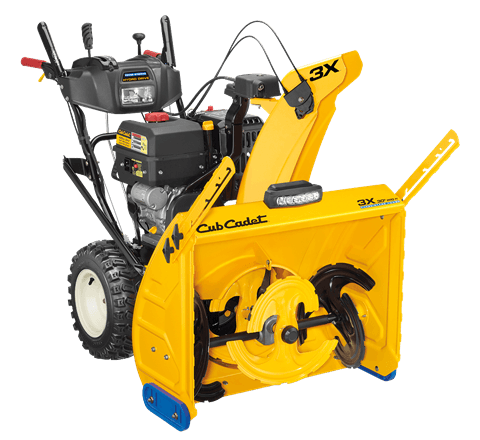2017 Cub Cadet 3X 30 in. Pro H in Sturgeon Bay, Wisconsin
